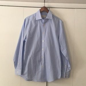 Michael Kors Men's button down shirt NWT